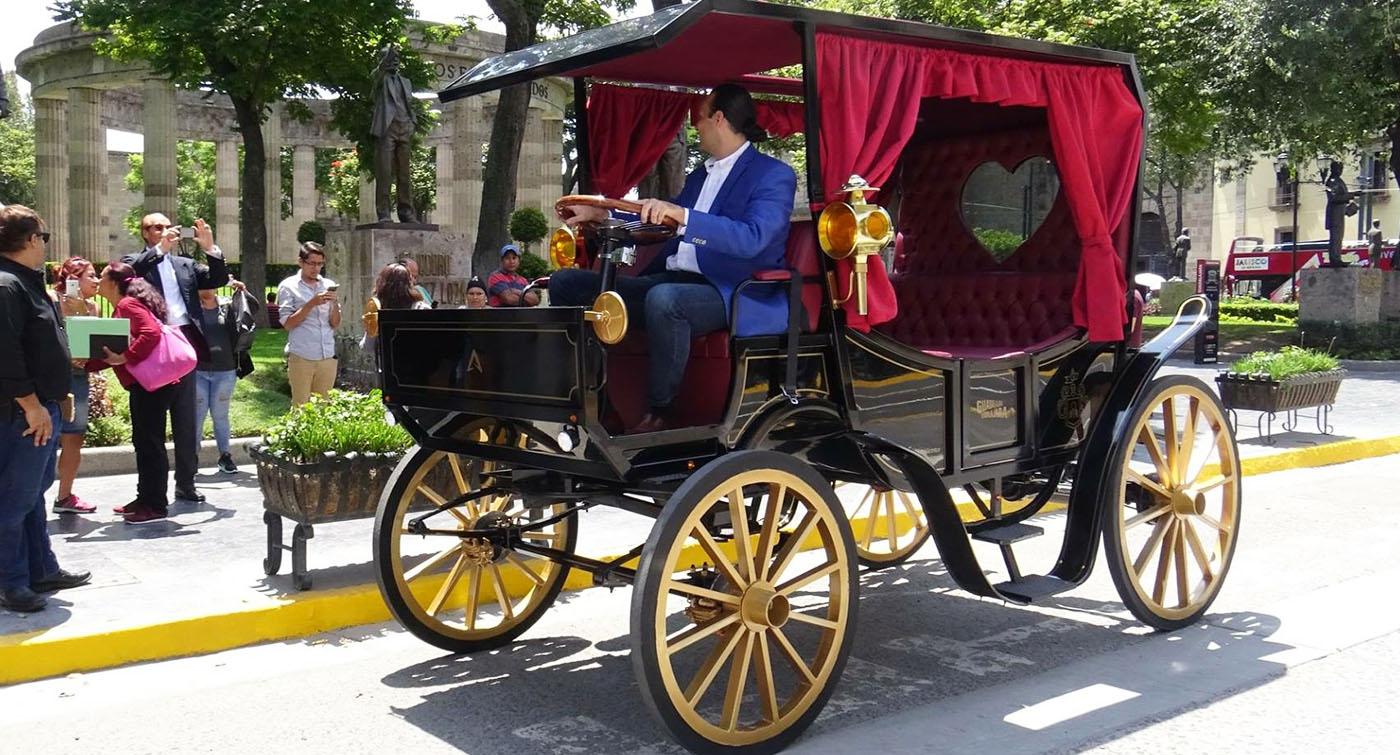 Electric Carriage in Guadalajara